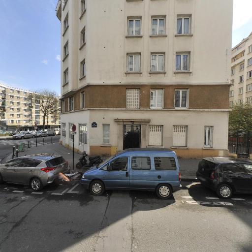 Seck Aliou - Coursiers - Paris