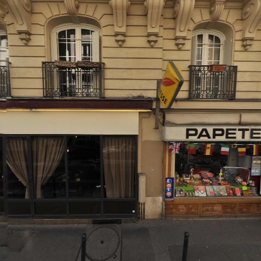 La Confidente - Salon de thé - Paris