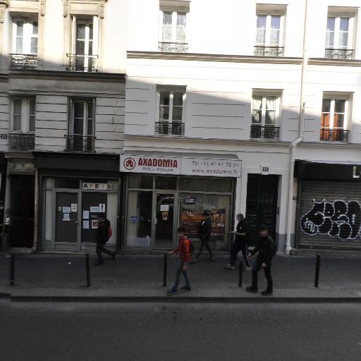 Axadomia - Services à domicile pour personnes dépendantes - Paris
