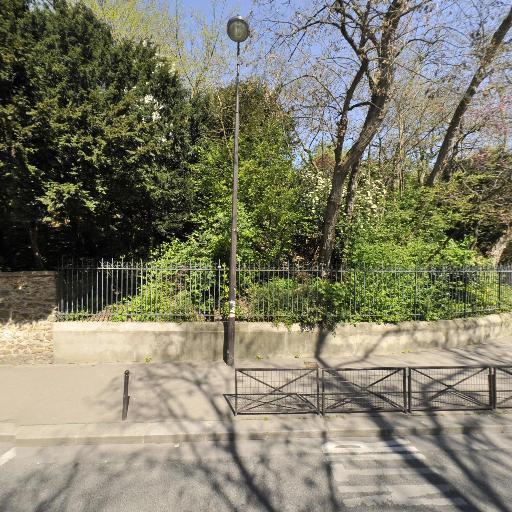 Jardin de la Rue des Couronnes - Parc, jardin à visiter - Paris