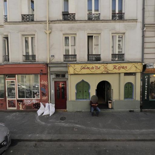 a G Bat - Vente de carrelages et dallages - Paris