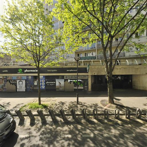 Pharmacie Sportes-Colin - Pharmacie - Paris