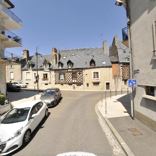 A-n-p-a-a . 41 - Centre médico-social - Blois