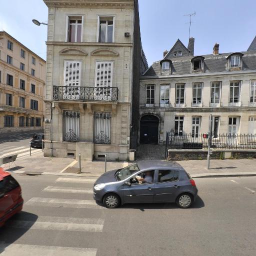 Parking Hotel de Ville - Parking - Rouen
