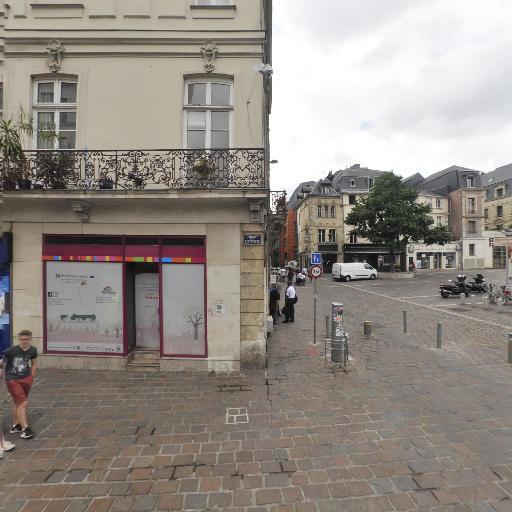 Binctin Consulting - Parking public - Rouen