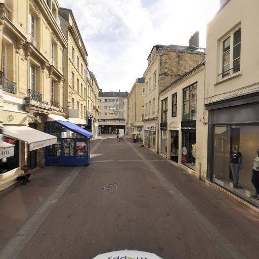 Aire de covoiturage Doumer - Aire de covoiturage - Caen
