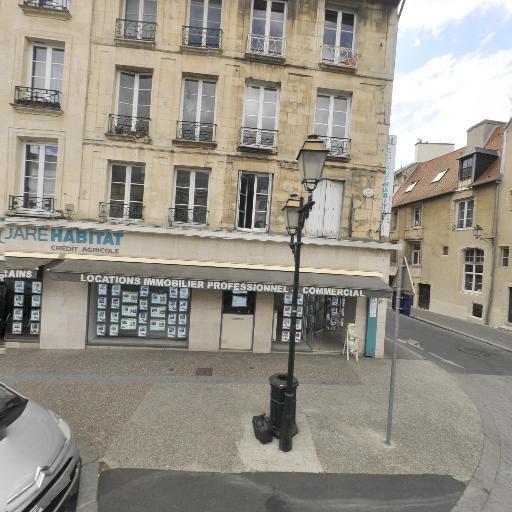 Square Habitat Caen Saint Sauveur - Agence immobilière - Caen