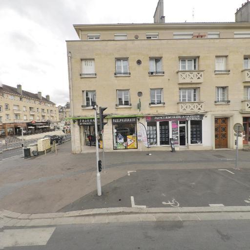 Agence Immobilière Du Vaugueux SARL - Agence immobilière - Caen