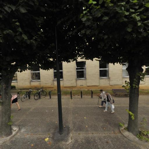 Parking Indigo Hôtel De Ville - Parking public - Caen