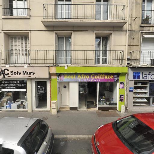 Best Affro Coiffure Camara Ibrahima Sori - Coiffeur - Caen