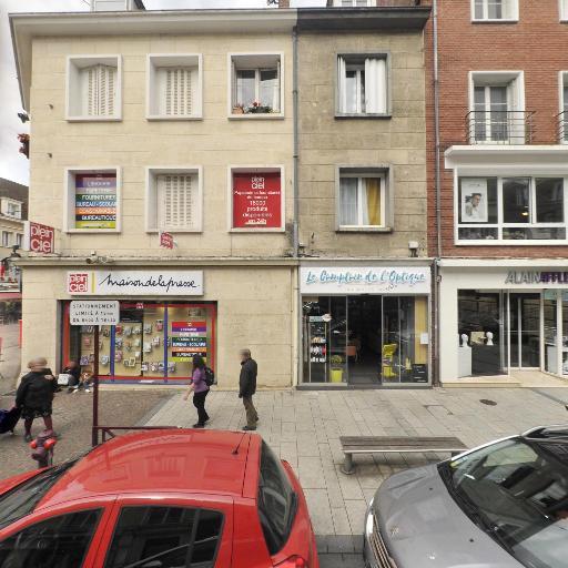 Le Comptoir de la Lunette - Opticien - Beauvais