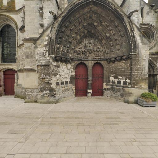 Église Saint-Étienne - Église - Beauvais