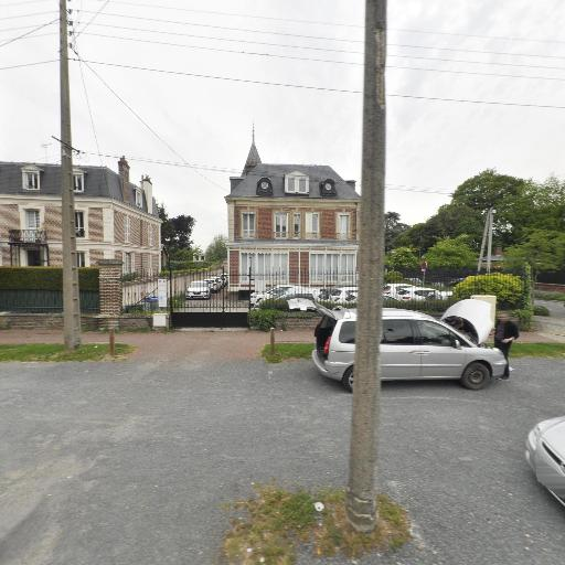 Habert Dassault Victor - Institution politique nationale et Grands Corps de l'Etat - Beauvais