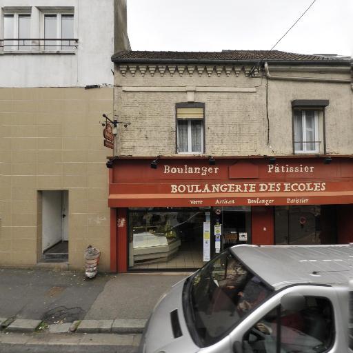 Boulangerie des Ecoles - Boulangerie pâtisserie - Beauvais