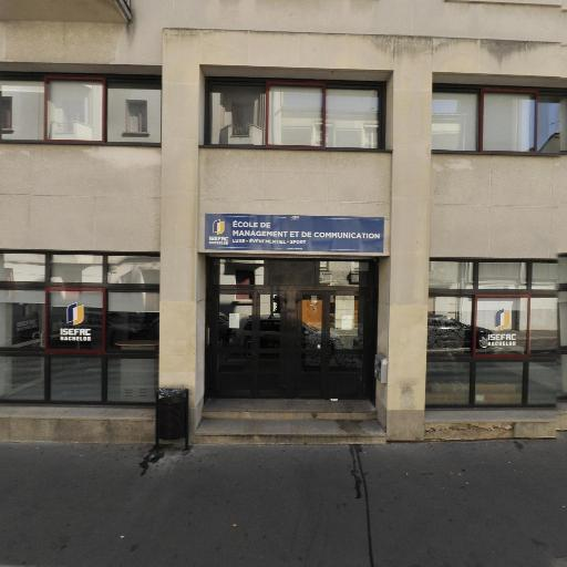Isefac Bachelor - Enseignement supérieur privé - Nantes