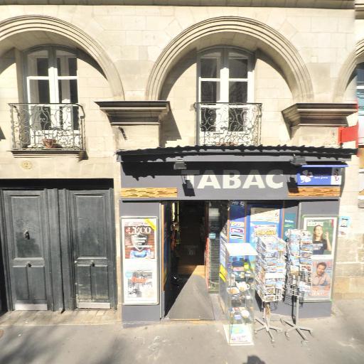 Cazaubon Antoine - Bureau de tabac - Nantes