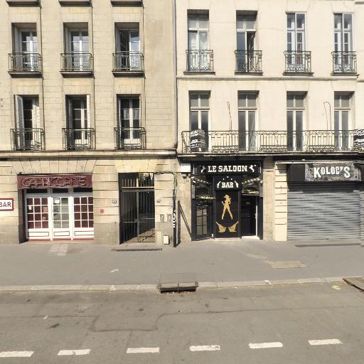 le Saloon - Café bar - Nantes