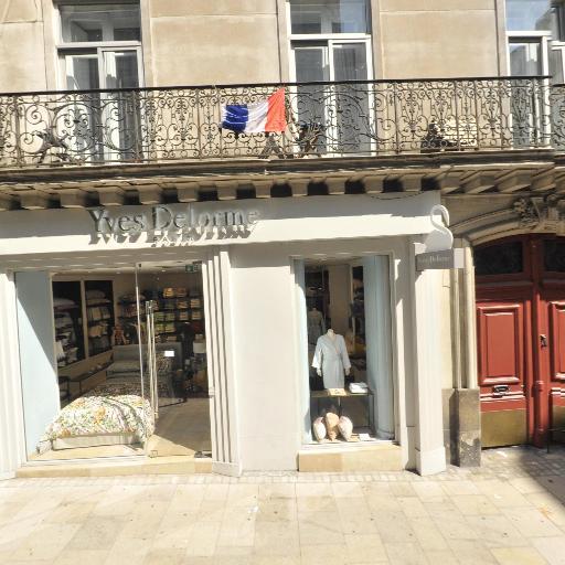 Boutique Yves Delorme - Linge de maison - Nantes