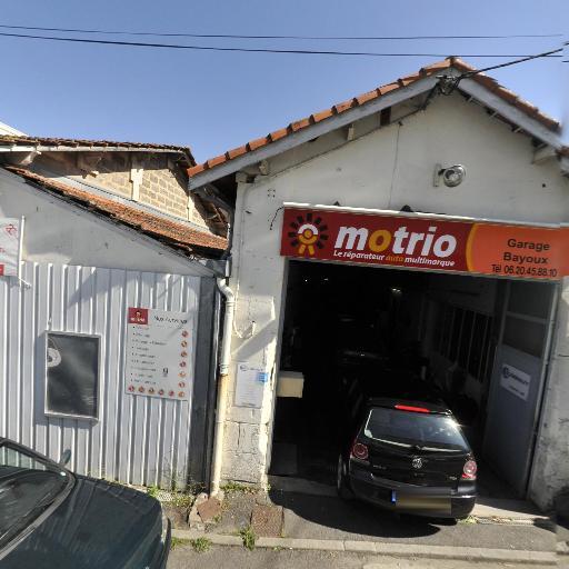 Bayoux Eric - Garage automobile - Angoulême