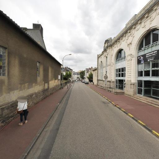Théatre de l'Union - Salle de concerts et spectacles - Limoges