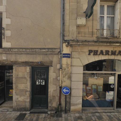 Trouche Anne - Pharmacie - Poitiers