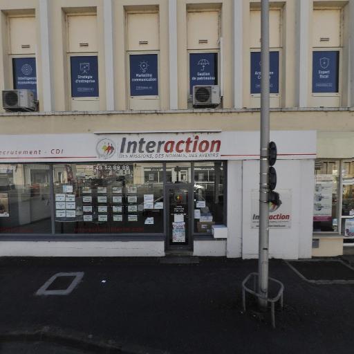 Interaction Poitiers - Agence d'intérim - Poitiers