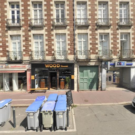 Wood Records - Disquaire - Nantes