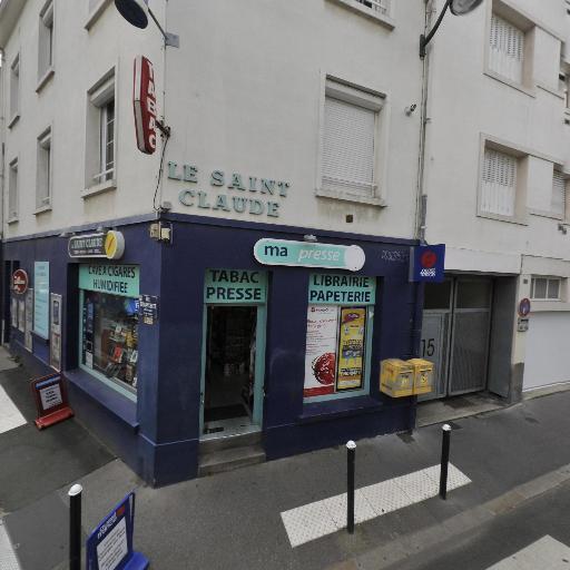 Tabac Le Saint Claude - Bureau de tabac - Nantes