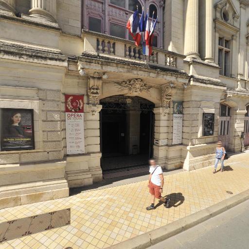 Grand Théâtre - Salle de concerts et spectacles - Tours