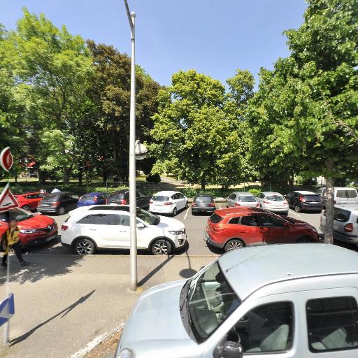 Parking Philippe Héron - Parking - Villefranche-sur-Saône
