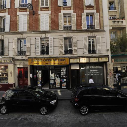 Audrey Grall - Infirmier - Paris