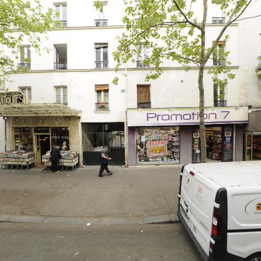Delo - Produits diététiques et naturels - Paris