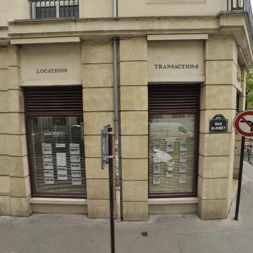 Isambert Blomet - Syndic de copropriétés - Paris