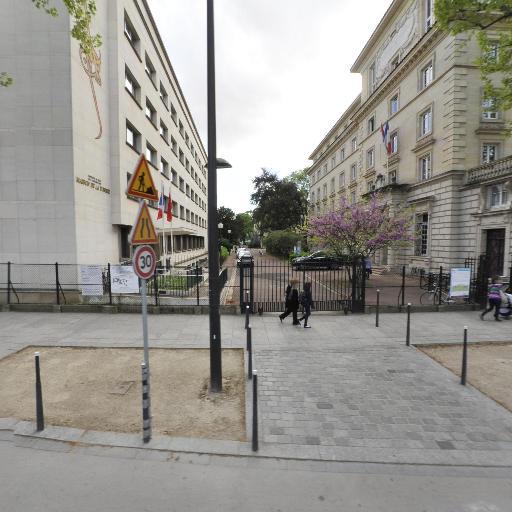 Ciup - Centre culturel et maison des arts - Paris