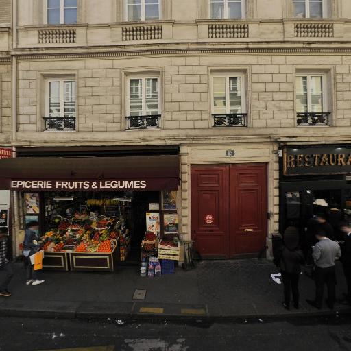 Satouri Mounir - Alimentation générale - Paris