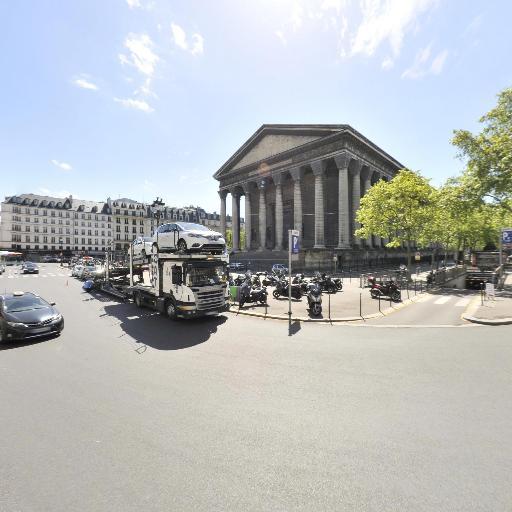Avis - Location d'automobiles de tourisme et d'utilitaires - Paris