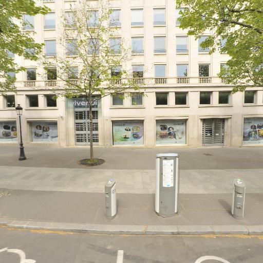 Vivendi Sa - Conseil en communication d'entreprises - Paris