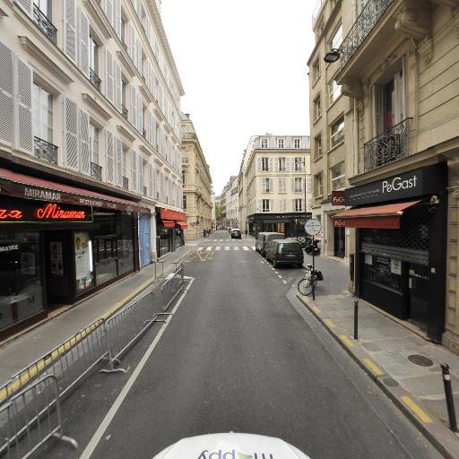 Le Bien Aimé - Restaurant - Paris