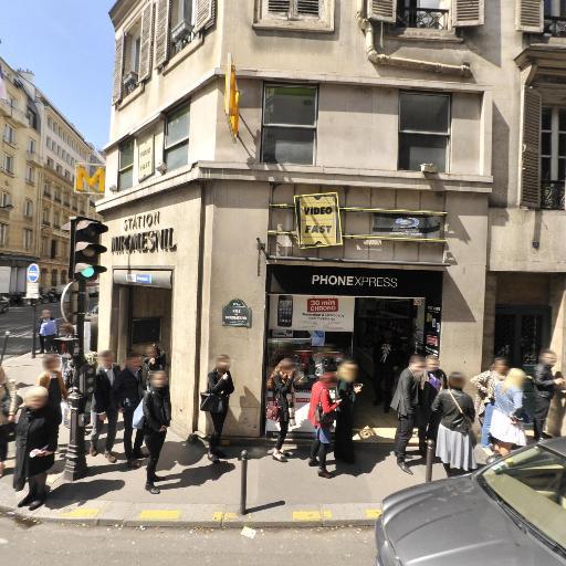 Réparation Mobile Phone Express - Photographe de portraits - Paris