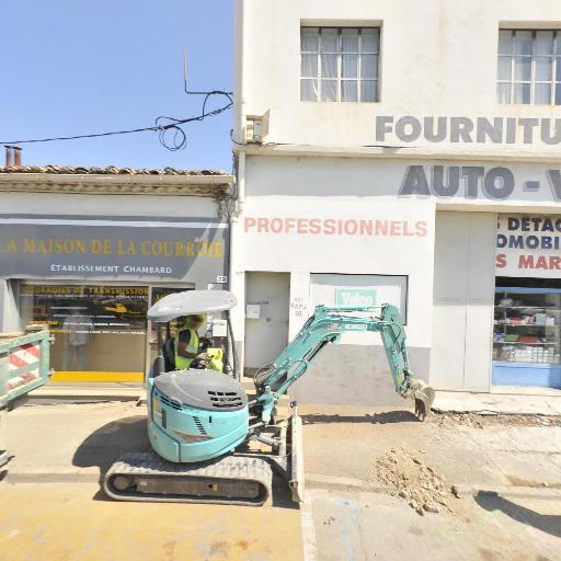 Auto Viaduc - Équipements et pièces automobiles - Nîmes