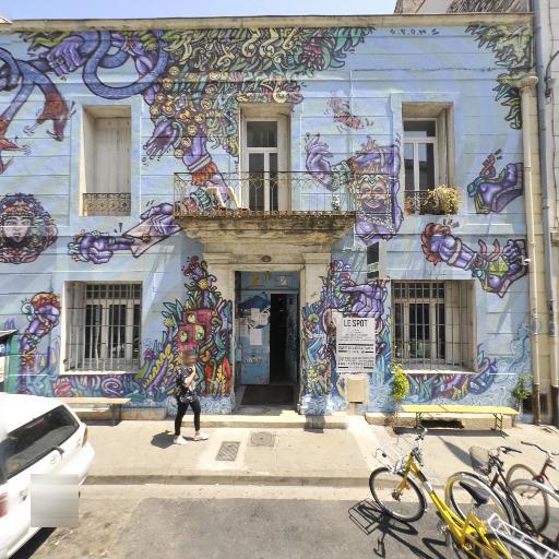 Le Spot - Association culturelle - Nîmes
