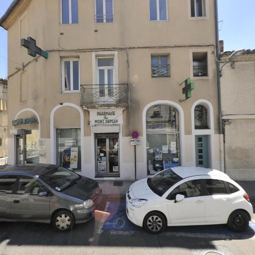 Pharmacie Jolly du Mont Duplan - Pharmacie - Nîmes