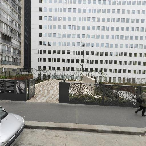Jardin des Enfants du Velodrome d'Hiver - Parc, jardin à visiter - Paris