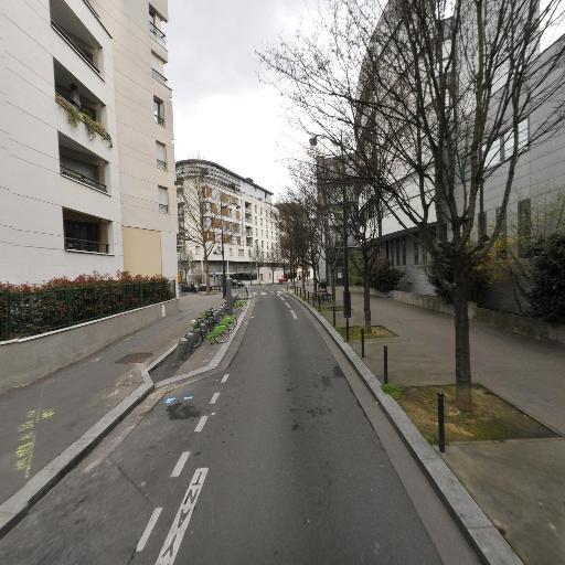 Station Vélib' Duhamel - André Gide - Vélos en libre-service - Paris