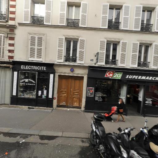 Virginie Gabriel-Touzet - Psychanalyste - Paris