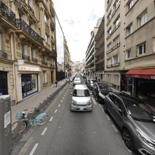 Station Vélib' Volontaires - Vaugirard - Vélos en libre-service - Paris
