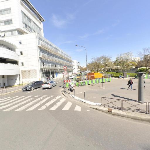 Station Vélib' Hôpital Européen Georges Pompidou - Vélos en libre-service - Paris