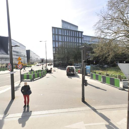Station Vélib' Lucien Bossoutrot - Général Martial Vallin - Vélos en libre-service - Paris