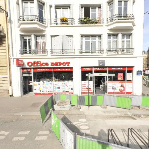 OFFICE DEPOT City Paris 15ème Garibaldi - Photocopie, reprographie et impression numérique - Paris