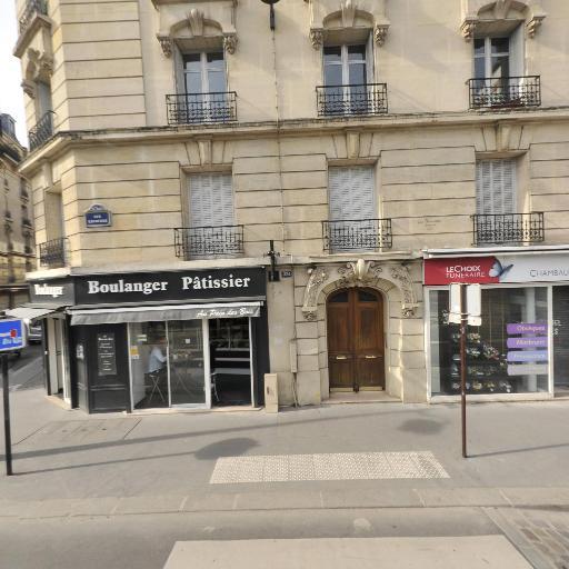 Aux Pains Des Bois - Boulangerie pâtisserie - Paris
